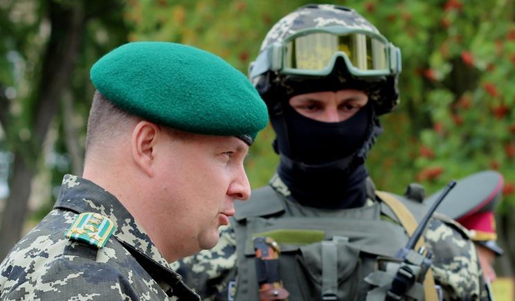 Этой ночью боевики пытались возобновить контроль над частью украинско-российской границы