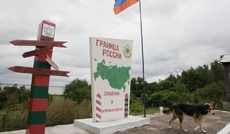 Бегущих назад в РФ террористов снова обстреляли российские пограничники