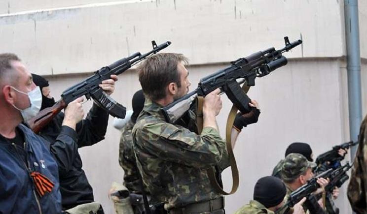 Террористы готовят захват Днепропетровска и Харькова