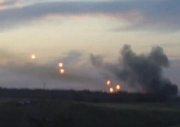 Армия РФ под Изюмом не разобравшись уничтожила большую группу собственных боевиков