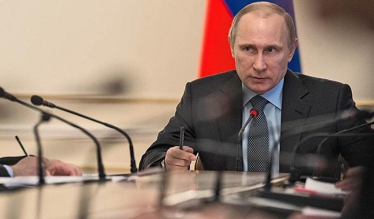 Путин заявил, что Украина шантажирует РФ по газу