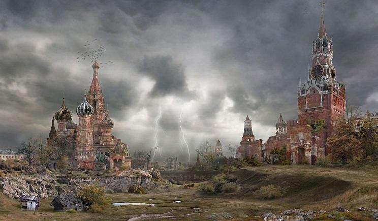 Бумеранг войны уже перешел российскую границу. Встречайте россияне!