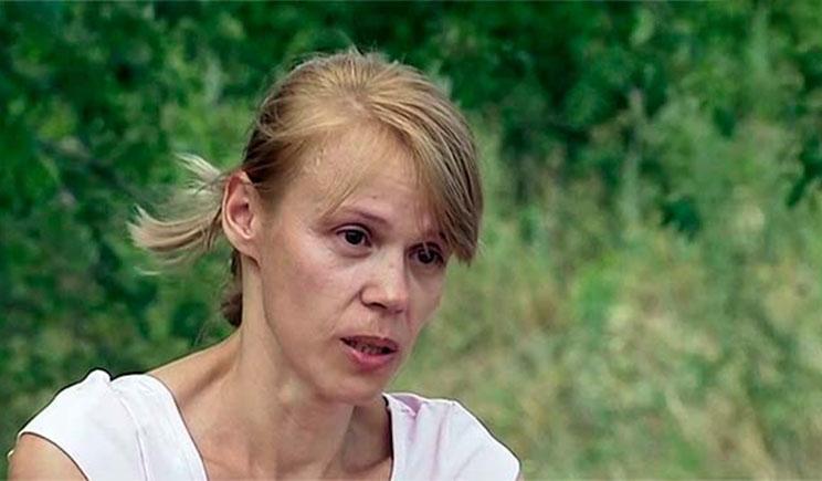 Беженка из Славянска вспоминает, как при ней группа СС «Галичина» казнила маленького сына и жену ополченца, —  Первый канал РФ