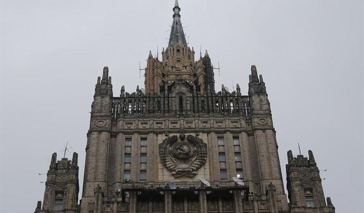 Наши демарши будут жесткими, — МИД РФ о взрыве в ростовском Донецке