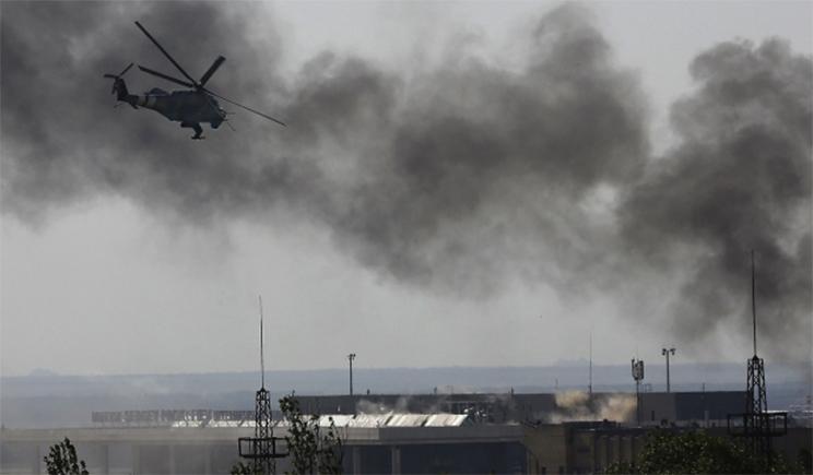 Облуправление МВД в Донецкой обл находится под контролем боевиков, – прокуратура