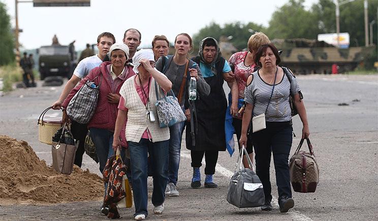 «Какого х… вы сюда приехали?!», — в России избивают беженцев из Украины (ВИДЕО)