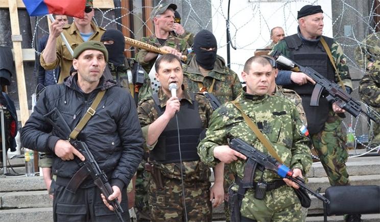 """""""Болотовцы"""" в Станице едва не перестреляли казачков Козицына"""