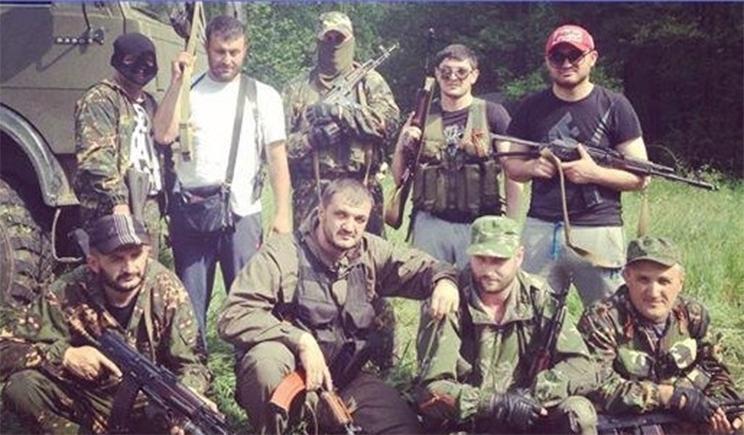 СБУ идентифицировала личность одного из лидеров боевиков на Донбассе «Якута-снайпера»