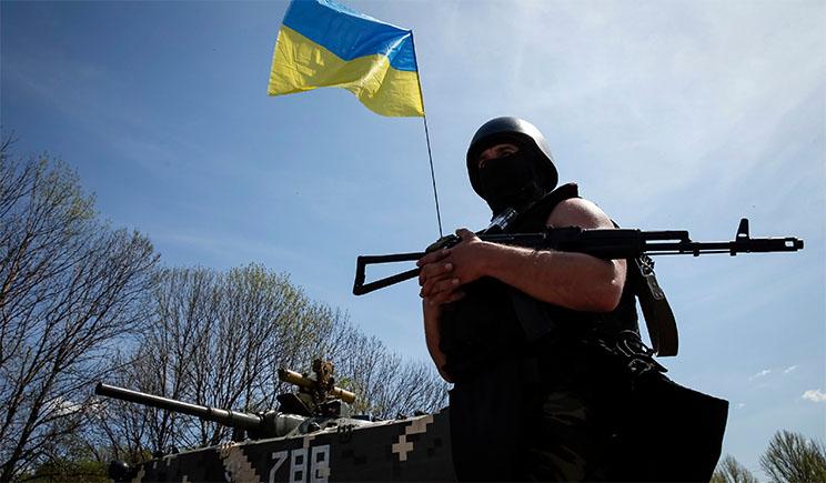 Спецбатальон «Азов» задержал сообщника террориста «Чечена» (Видео)