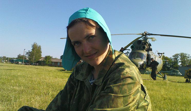 Украинский консул штурмует СИЗО, в котором находится летчица Савченко