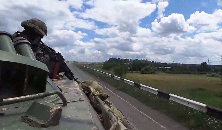 Возле Изварино обстреляли украинских спецназовцев — восемь погибших