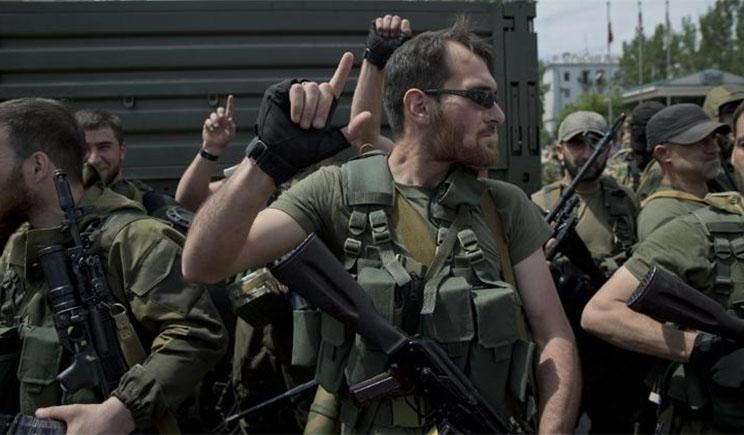 В Москве открылся официальный военкомат ДНР