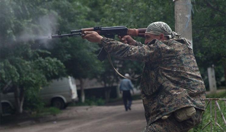Генералы бросили в окружении боевиков остатки 51 и части 72 мехбригады ВСУ