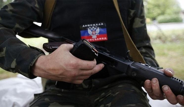 Боевики ДНР выложили в интернет видео с якобы подбитым самолетом сил АТО