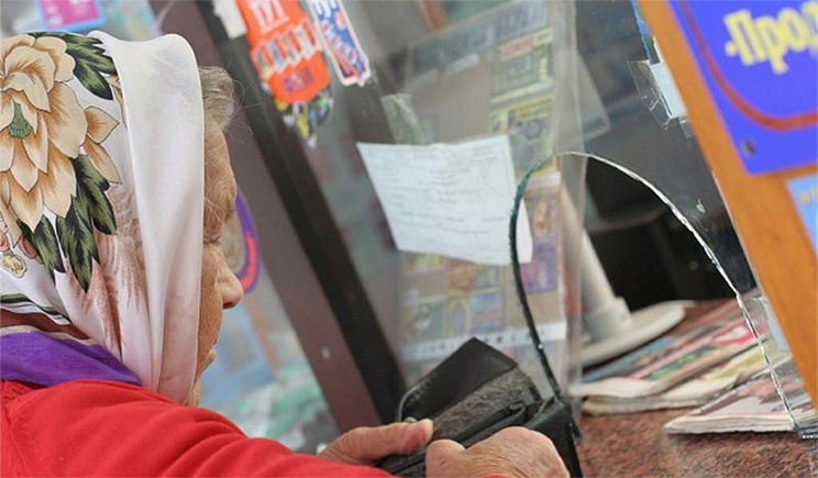 Луганские пенсионеры уверены, что пенсии им платит ЛНР