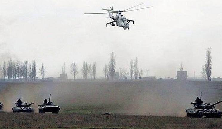 Россия заявила,что НАТО цинично врет о численности и передвижении войск РФ на российско-украинской границе