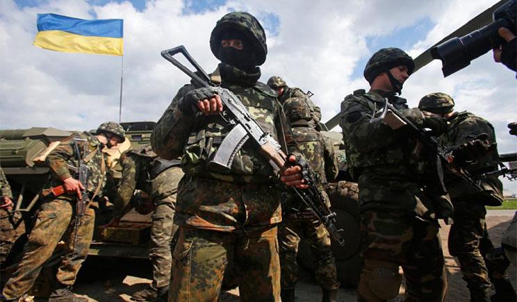 Николаевские десантники просят дать им разрешение ответить российской армии, что ведет огонь с территории РФ