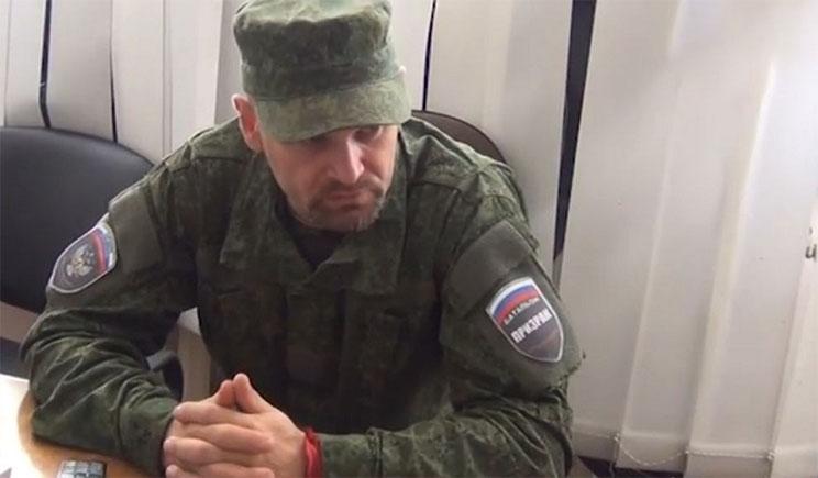 Боевики Мозгового укрепляются в Лисичанске