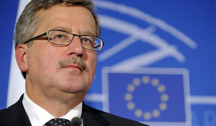 Украинский вопрос будет главным на встрече Восточного фланга НАТО, — Коморовский