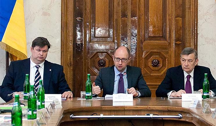 Яценюк предлагает финансировать политические партии из бюджета