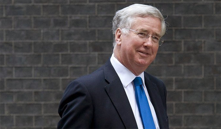 Министр обороны Великобритании назвал Россию «спонсором терроризма» и призвал РФ «убраться из Украины»