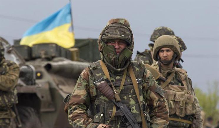 Бойцы «Донбасса» взяли в плен саперов из «Русской православной армии»