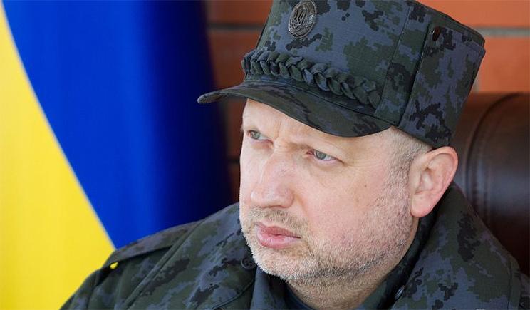 Указ президента о частичной мобилизации позволит провести ротацию сил в зоне проведения АТО, – Турчинов