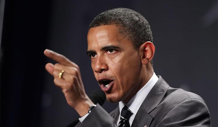 Обама жестко напомнил Путину об ответственности за происходящее на востоке Украины