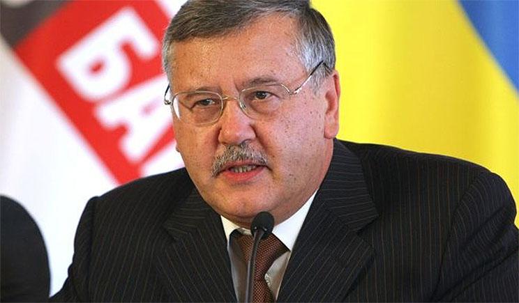 Евро-пауза Петра Порошенко уже выглядит неприлично, – Гриценко