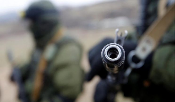 В Станице Луганской среди пострадавших от обстрела (9 убитых и 11 раненых), погиб 5 летний ребенок