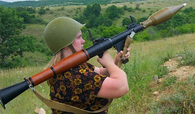 Русской диверсантке «Багире» грозит восемь лет украинской тюрьмы