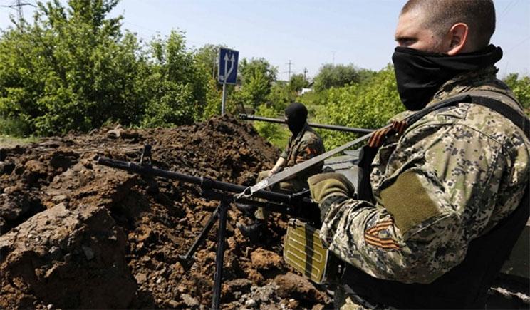 25-я аэромобильная бригада ВС Украины оказалась блокирована со всех сторон на границе с РФ, – ДНР