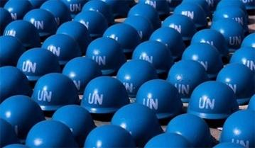 Немецкие миротворцы ООН могут появится на российско-украинской границе