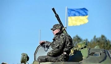 Над освобожденными от террористов Карловкой, Нетайлово и Первомайским, поднят флаг Украины
