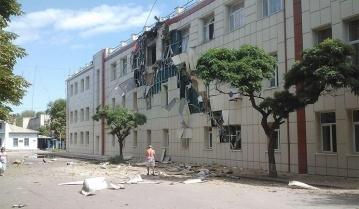 Террористы минируют жилые кварталы Луганска