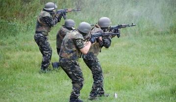 Штурмовая группа батальона «Донбасс» попала в окружение в районе поселка Пески, — ДНР