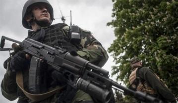 Бойцы спец-батальона «Азов» задержали кавказских террористов из Луганска