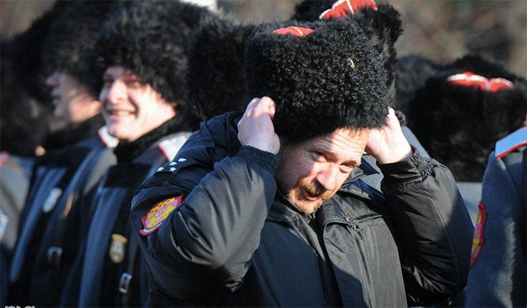 """СБУ задержала атамана российских """"казаков"""""""