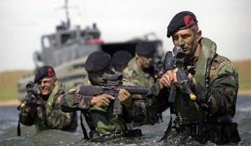 Голландские и Австралийские коммандос прибудут в Украину в течение нескольких часов