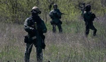 Десантно-диверсионные группы Голландии и Австралии приступили к патрулированию территории в зоне падения Боинга