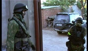 Батальон «Азов» задержал и допросил активного пособника террористов, мэра г. Стахнова — Юрия Борисова
