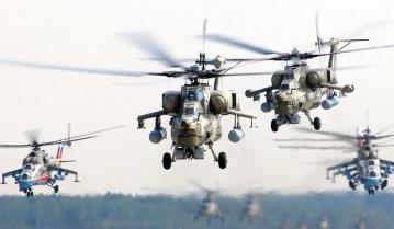 На юге РФ стартовали масштабные летно-тактические учения ВВС России