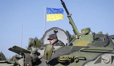 Белорусский добровольческий отряд «Пагоня» едет помогать украинцам в борьбе с террористами