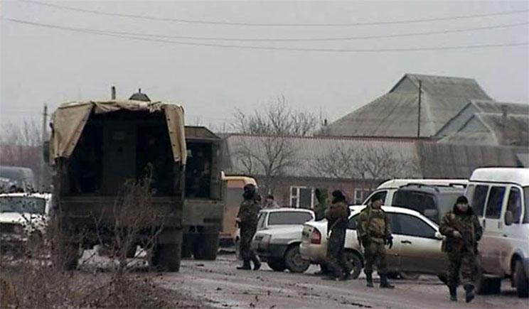 Боевики сдаются потому что их не пускают в Россию
