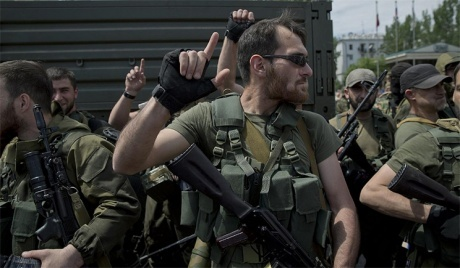 «Гуманисты» из ДНР оборудуют огневые точки в детских садах