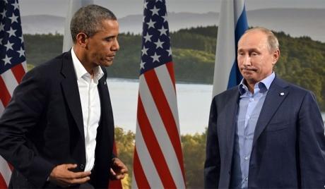 Американцы считают Путина «крутым парнем, сбивающем самолеты», а Обаму «безвольным слабаком»