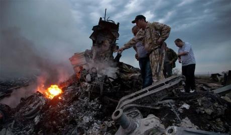 В ОБСЕ уверенны, что на месте аварии Boeing 777, все еще остаются тела погибших