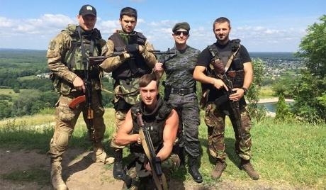 """Спецбатальон """"Луганск"""" уничтожил группу террористов в Северодонецке"""