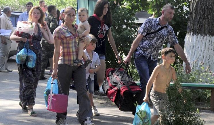 Боевики ДНР убили беженцев