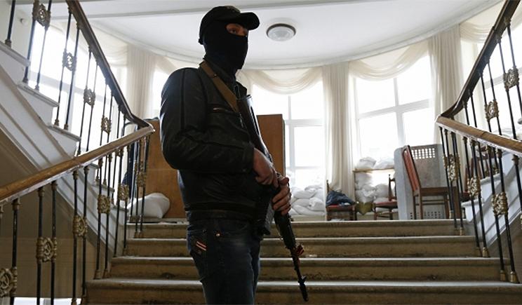Часть боевиков ушла из Донецка — остальные чувствуют себя как дома